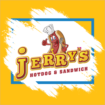 <p>Jerry&#39;s Hot Dog</p>